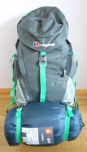 Berghaus Verdant backpack