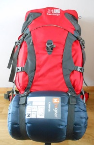 Karrimor Cougar backpack