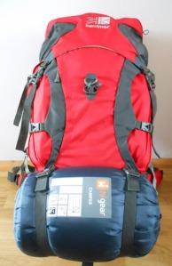 Karrimor Cougar backpack