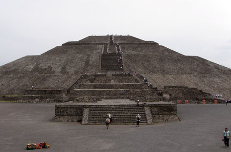 Teotihuacan: Temple of the Sun