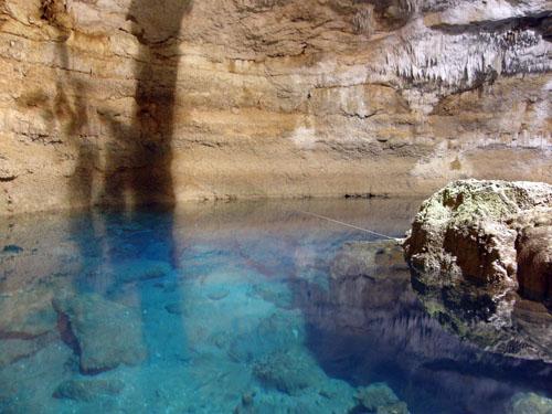 Cenote Tamcach Ha