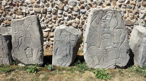 Monte Alban Hieroglyphs