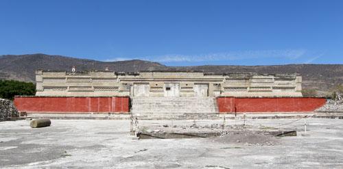 Mitla Palace
