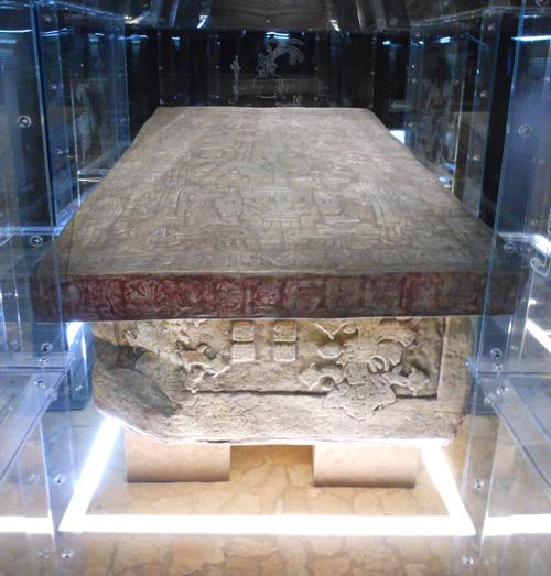 Pakal's Sarcophagus