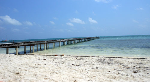 Caye Caulker Beach
