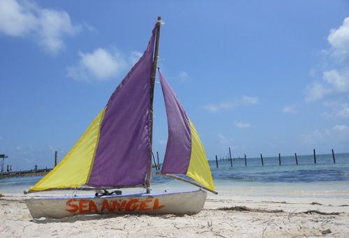 Caye Caulker Sea Angel