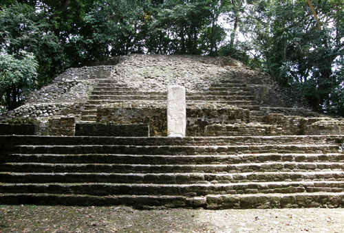 Lamanai, Belize - cursed settlement