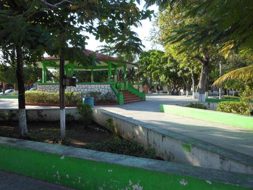 Tulum, Mexico - park