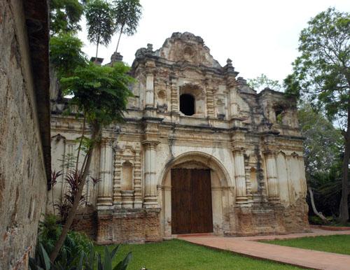 Antigua: San Jose el Viejo
