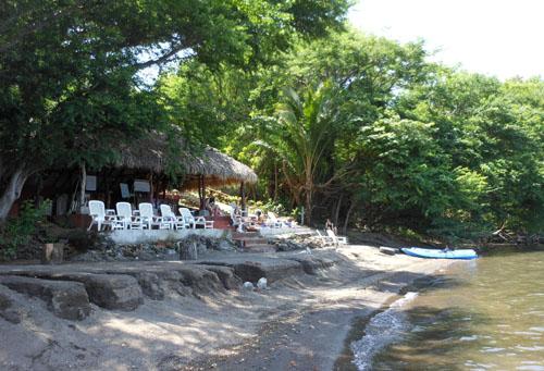 Laguna de Apoyo: Paradiso hostel