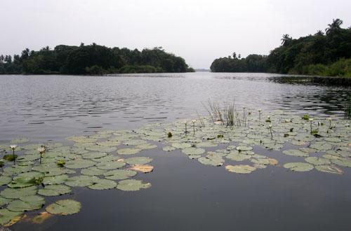 Mombacho cocoa tour: lake Cocibolca - lake Nicaragua