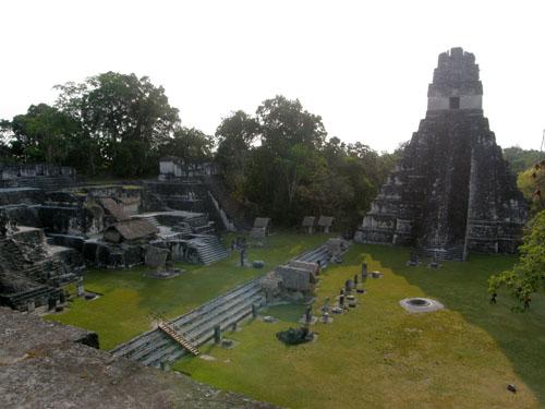 Tikal: Gran Plaza