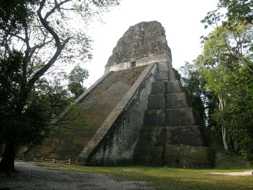 Tikal: Temple 5