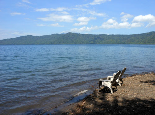 Laguna de Apoyo: ready to relax