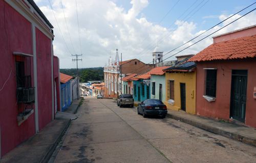 Ciudad Bolivar on Sunday