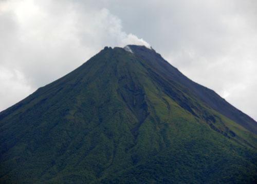 Costa Rica: Arenal volcano