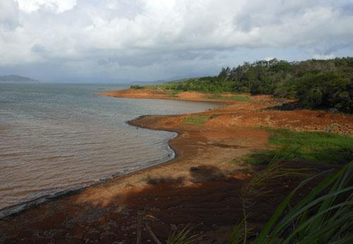 Costa Rica: lake Arenal
