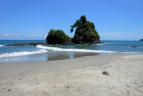 Costa Rica: Manuel Antonio National Park, Playa Espadilla