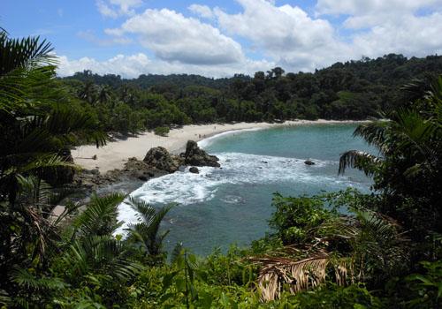 Costa Rica: Manuel Antonio National Park, Playa Tres