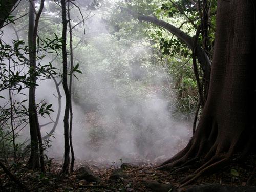 Costa Rica: Rincon de la Vieja, fumaroles