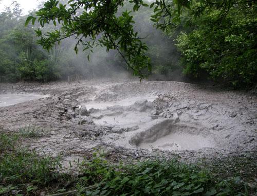 Costa Rica: Rincon de la Vieja, mud pots