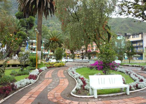 Banos - Parque Central