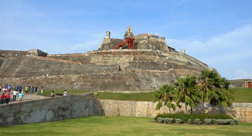Colombia - Cartagena: Castillo San Felipe de Barajas