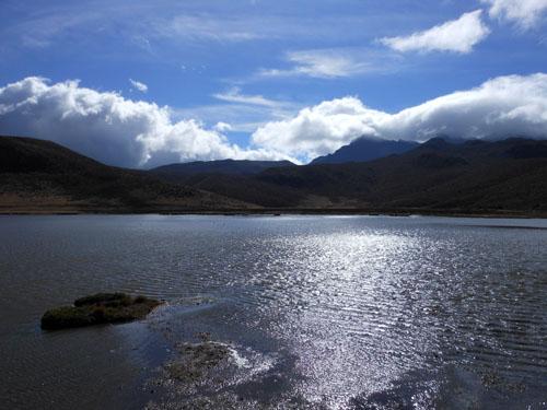 Cotopaxi National Park: Laguna de Limpiopungo