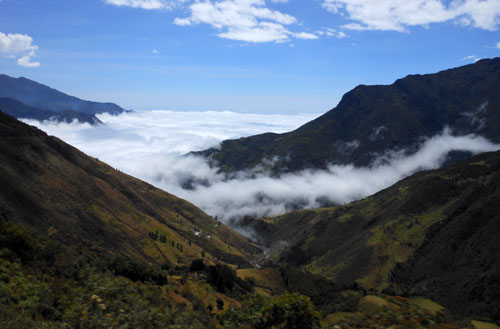 Ecuador - In the clouds Cuenca to Guayaquil