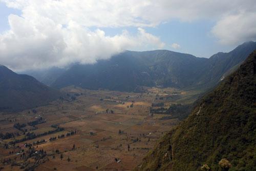 Ecuador - Pululahua crater