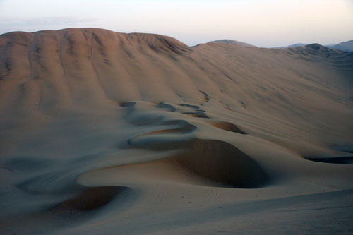Peru, Huacachina Oasis - desert