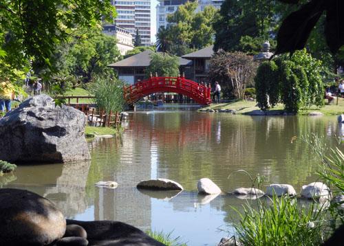 Buenos Aires, Palermo - Japanese garden
