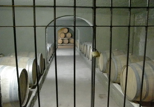 Maipu, Cavas de Don Arturo - winery storage cell