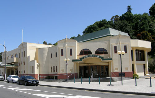 Hawke's Bay Napier Movie Theatre