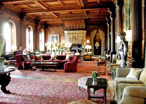 Cliveden House Main Room
