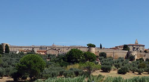 Magliano-in-Toscana, Tuscany, Italy