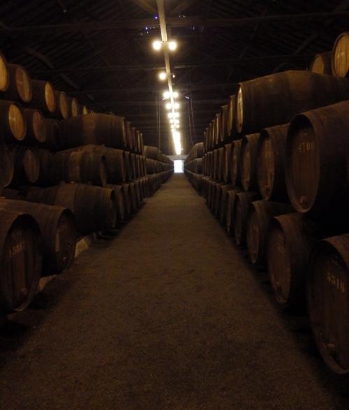 Taylors Porto Cellars, Porto, Portugal